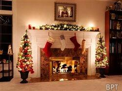 Interior decorating tips for the holiday season: repurposed, sustainable and sparkly