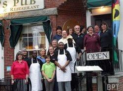Restaurants serve up opportunities to give back