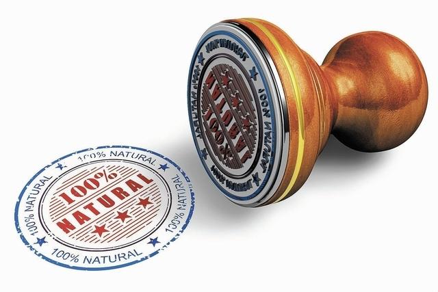 Natural stamp (Courtesy)