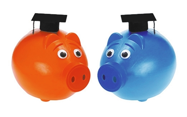 Piggy Banks with Mortars