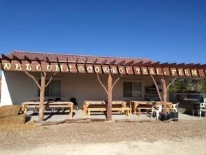 Cowboy Trails Farm. (James DeHaven, Las Vegas Review-Journal)