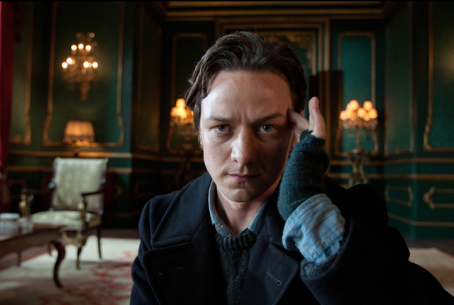 "In this film publicity image provided by 20th Century Fox, James McAvoy portrays Charles Xavier in a scene from ""X-Men: First Class."" The X-Men franchise will get another boost in 2016 w ..."