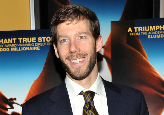"""In this Nov. 2, 2010 file photo, Aron Ralston, author and subject of the film """"127 Hours,"""" attends the film's premiere at Chelsea Clearview Cinema in New York. Authorities say Ralston, who gained  ..."""