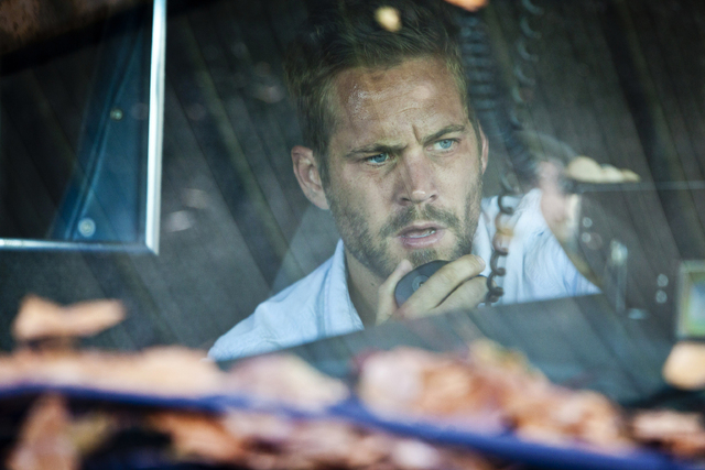 """This photo released by Pantelion Films shows Paul Walker in a scene from the film, """"Hours,"""" directed by Eric Heisserer. The Pantelion Films release is in theaters on Dec. 13, 2013.  (AP  ..."""