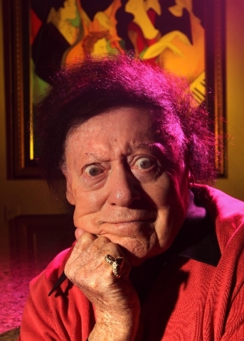 Veteran comedian Marty Allen, who turns 92 on March 23, served in the Army Air Forces during World War II. (Courtesy photo)