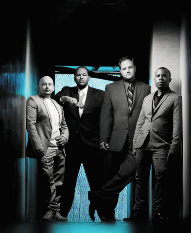COURTESY All-4-One will be performing at 7:30 p.m. Saturday and Sunday at the Suncoast.