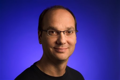 Google's latest acquisitions are being assembled into a new robotics division headed by Andy Rubin, shown, who oversaw Google's development of Android, now the world's leading mobile operating ...