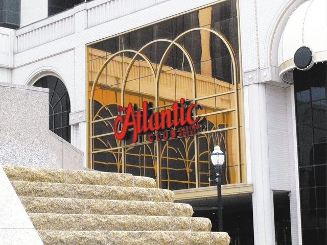 The Atlantic Club will close Jan. 13. Tropicana Entertainment and Caesars Entertainment Corp. are paying $23.4 million for the business and the right to strip it for parts and close it down. (AP P ...