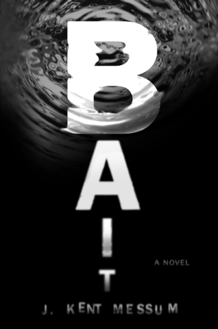 """""""Bait"""" by J. Kent Messum is the story of a group of drug addicted castaways on a sandy island that will keep you turning the pages to the end."""