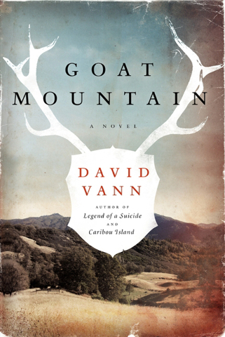 """""""Goat Mountain """" by David Vann tells the story of an 11-year-old boy and his first real hunting trip with the elders in his life."""