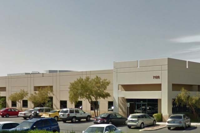 Delbert Services Corp. in Las Vegas. (Courtesy Google maps)