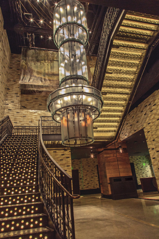 The Chelsea is the eye-popping new venue at The Cosmopolitan of Las Vegas. (Courtesy)