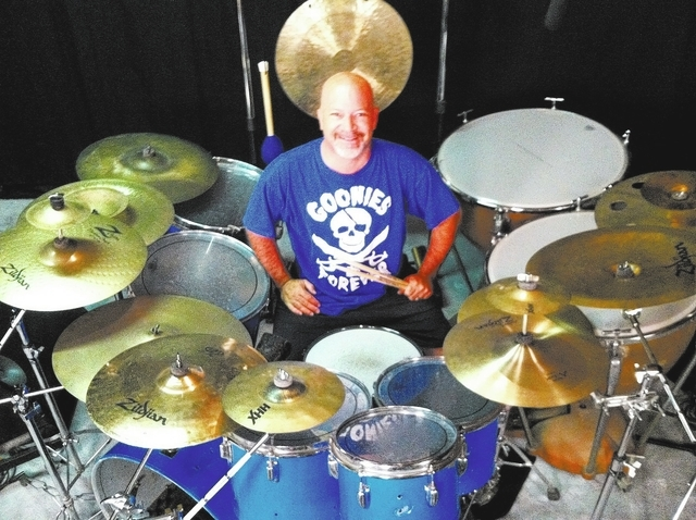 """Drummer and producer Dan Shinder of Las Vegas began his professional music career at age 15, playing with """"Spirit of America"""" and touring the U.S. while opening for Heart, Styx, Blue Oyster Cu ..."""