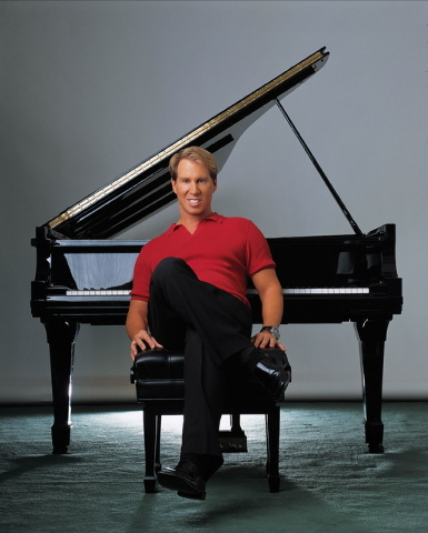 """Pianist Danny Wright brings """"Just Wright for the Holidays"""" to Cabaret Jazz Dec. 15."""