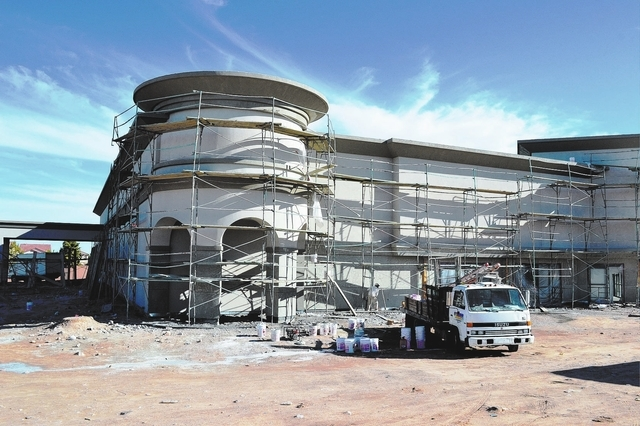 Goodwill of Southern Nevada is building a store from the ground up for only the second time in the nonprofit's nearly 40 years in Southern Nevada. The 16,000-square-foot location, at 7420 S. Rai ...