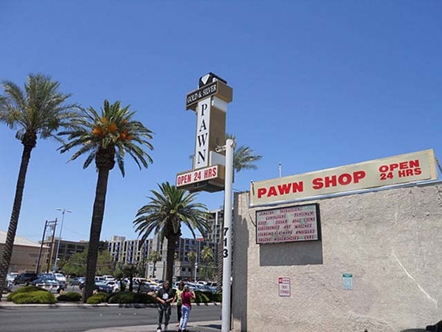 Gold and Silver Pawn Shop (Courtesy Wikimedia)