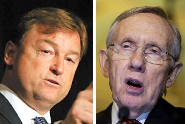 U.S. Sen. Dean Heller, R-Nev., is a sponsor of a bill that extends emergency benefits for three months. U.S. Sen. Majority Leader Harry Reid, D-Nev., said the Senate will take up the action on ben ...