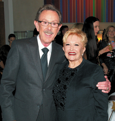 Bill Terry and Nancy Houssels. (Courtesy)