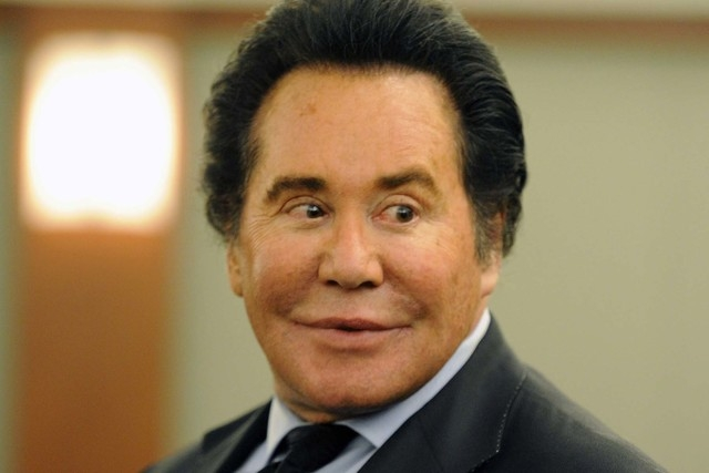 Entertainer Wayne Newton, seen in 2012, succeeded Bob Hope as chairman of the USO Celebrity Circle in 2000. Newton was seven years old when he did his first USO show. (David Becker/Las Vegas Revie ...