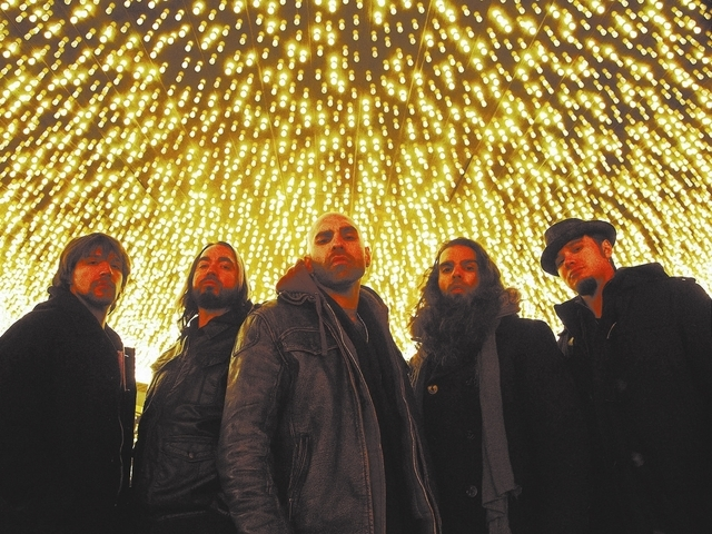 Las Vegas rock band Otherwise performs Dec. 28 at Boulder Station. (Courtesy photo)