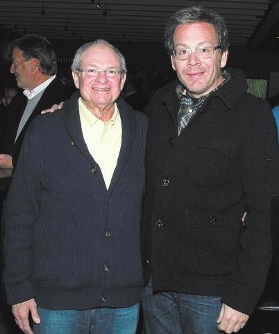 Albert Scalleat, left, and Jeff La Pour. (Courtesy)