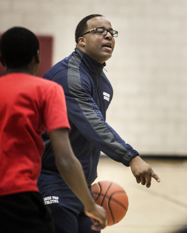 Agassi Prep basketball coach Trevor Diggs was a standout guard at UNLV from 1999 to 2001. After stints in professional ball, Diggs returned to UNLV in 2010 to complete his degree in communications ...