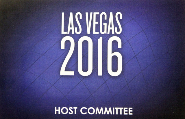 Nevada Lt. Gov. Brian Krolicki talks about the possibility of bringing the 2016 Republican National Convention to Las Vegas during an editorial board meeting at the Review-Journal, Monday, Dec. 2, ...
