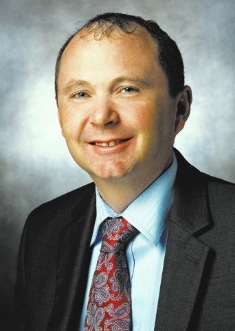 Terry Shirey, executive vice president and chief financial officer at Nevada State Bank.