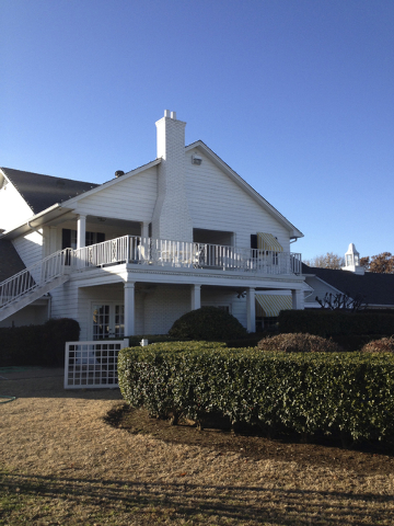 """The iconic Southfork Ranch home used in filming of the television drama """"Dallas"""" isn't actually located in Dallas. It's in Parker, a small city (population 3,811 in 2010) about 25 minutes  ..."""