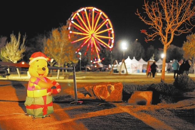 Sunset Wonderland is slated to fill Sunset Park with lights and activity through Dec. 22.  (Special to View)