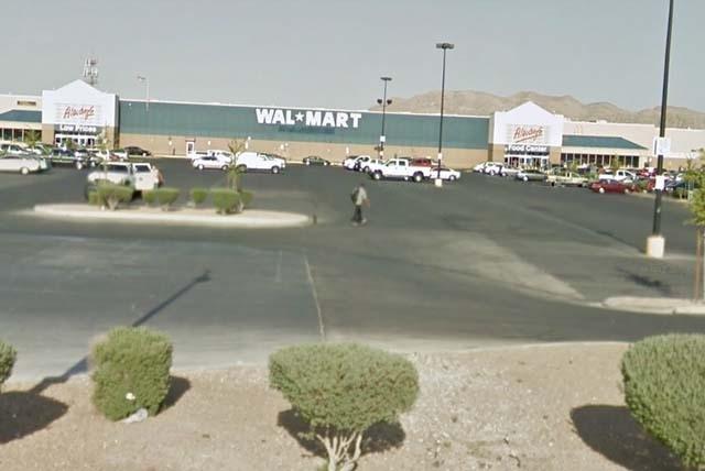 Coroner ID's man who killed himself at Wal-Mart