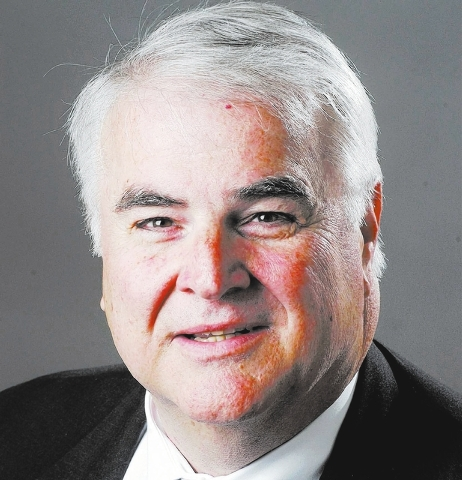 "District Judge Douglas Smith is shown in this 2008 photo. Smith landed on the ""do not retain"" list in the Review-Journal's 2013 survey of judicial performance. (File, Steve Andrascik/Las ..."
