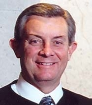 Nevada Supreme Court Justice James Hardesty is shown in this undated  photo. (File, Las Vegas Review-Journal)