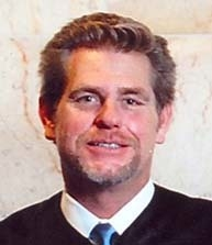 Nevada Supreme Court Justice Ron Parraguire is shown in this undated photo. (File, Las Vegas Review-Journal)
