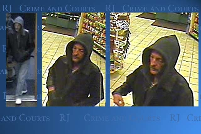 Las Vegas police are looking for information about a man who has committed one robbery and attempted another this week. Police describe the suspect as a white man with a mustache in his 40s. Anyon ...