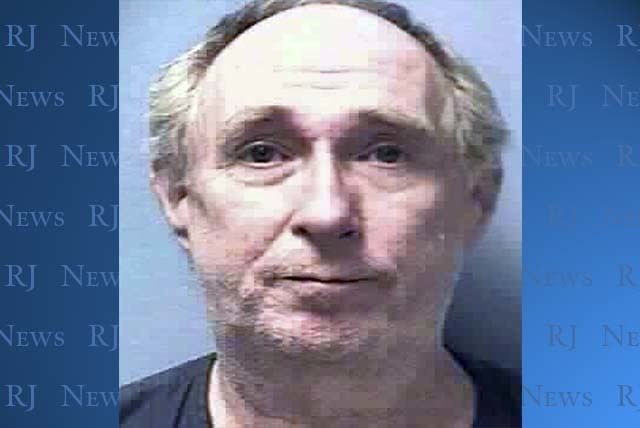John D. Jennings died Wednesday while hospitalized at Valley Hospital Medical Center in Las Vegas. (Courtesy, Nevada Department of Corrections)