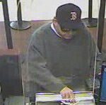 Las Vegas police are looking for help in finding a man involved in two bank robberies in the area near Flamingo and Pecos roads. (Courtesy LVMPD)