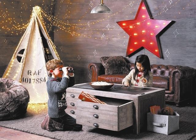 Cool but kid-friendly playrooms   Las Vegas Review-Journal