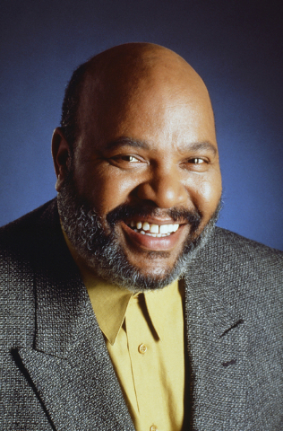 """This photo provided by NBC shows James Avery as Philip Banks from season 2 of the TV series, """"The Fresh Prince of Bel-Air."""" Avery, 68, the bulky character actor who laid down the law as the Honora ..."""