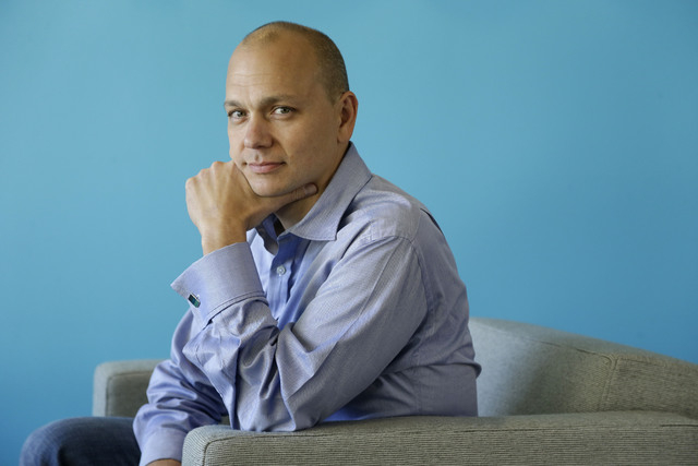 Tony Fadell is the founder and CEO of Nest Labs in Palo Alto, Calif.  (AP Photo/Marcio Jose Sanchez)