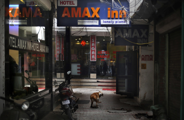 A 51-year-old Danish tourist was gang-raped Tuesday near a popular central shopping area in New Dehli, police said Wednesday. The woman had lost her way in the Indian capital and stopped to ask fo ...