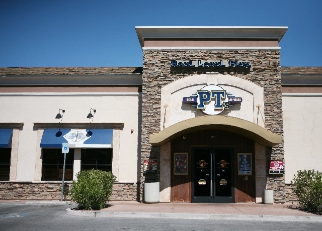 Golden Gaming's tavern subsidiary has opened three new PT's locations in Southern Nevada. (Review-Journal File Photo)