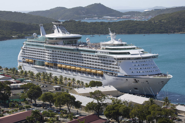 Toll Of Ill Passengers Near As Cruise Ship Docks In New Jersey - Cruise ships from new jersey
