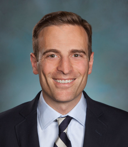Attorney Adam Laxalt plans to formally announce on Tuesday he's running for Nevada attorney general. He is the grandson of former U.S. Sen. Paul Laxalt, R-Nev. (Courtesy/Lewis Roca Rothgerber Law)