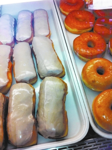 Dulce Donuts is at 701 N. Decatur Blvd. (Special to View)