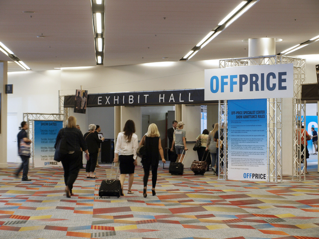OFFPRICE will be Feb. 16-19 in conjunction with Las Vegas Fashion Week at the Sands Expo and Convention Center. CEO Stephen Krogulski said he's expecting about 10,500 attendees, with almost 500  ...