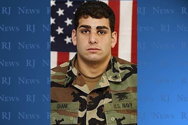 Special Warfare Operator 2nd Class (SEAL) Shapoor Alexander Ghane Jr. (Courtesy US Navy)
