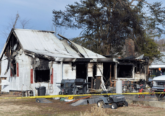 Nine people were killed and two others were injured in an early morning house fire near Greenville, Ky., on Thursday. Eleven people lived in the rural western Kentucky home, Greenville Assistant F ...