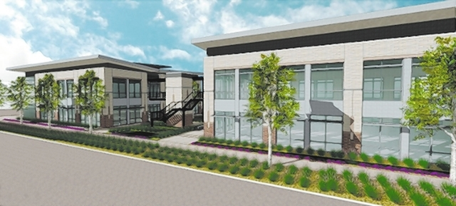 The LandWell Co., which is developing Cadence in Henderson near Lake Mead Parkway and Boulder Highway, broke ground on a two-story, 10,000-square-foot office building that will house the master pl ...