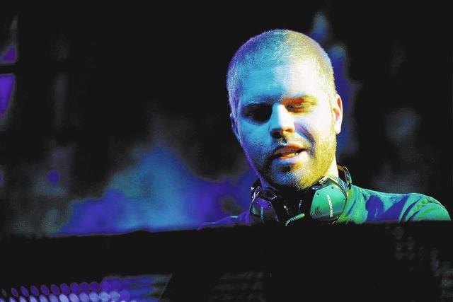 Electronic dance music artist Morgan Page DJs Saturday at Encore's Surrender nightclub. (Courtesy)